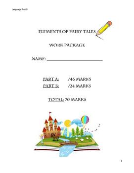Fairy Tales Work Package