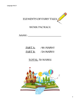 Fairy Tales Work Package