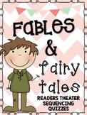 Fairy Tales and Fables - 65 Page Mega Unit!