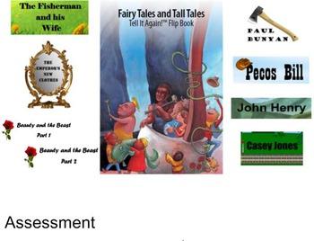 1 Fairy Tales and Tall Tales- Engage NY