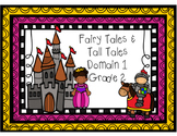 Fairy Tales and Tall Tales Domain 1 Core Knowledge Language Arts Grade 2