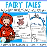 Fairy Tale Activities and Games
