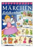 Fairy Tales flash cards German Märchen Bilder und Wortschatz -  Grimm, Kinder