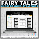 Fairy Tales Compare and Contrast | Cinderella Fairy Tales Activities