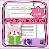 Fairy Tales for Teaching Context Clues