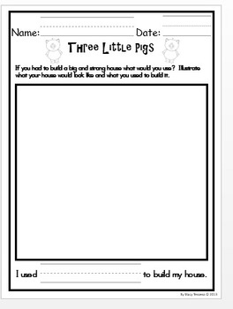 Fairy Tales/Folk Tales: Three Little Pigs, Three Billy Goats Gruff, and more...