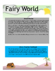 Fairy World: Creative Story Making with Small World Fairies and Dragons