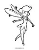 Fairy Writing Prompt and Coloring Pages