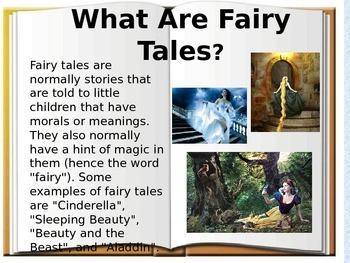 Fairy and Folk Tales