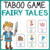 Fairy tales ✿ TABOO game