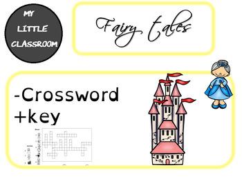 Fairy tales crossword