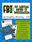 Fairytale Bureau of Investigation - A Literature Compare & Contrast Unit