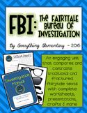 Fairytale Bureau of Investigation - A Literature Compare &