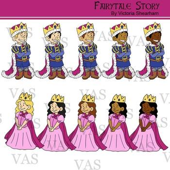 Fairytale Clip Art clipart