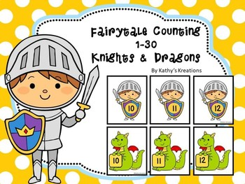 Fairy Tale Counting 1-30 Dollar Deal