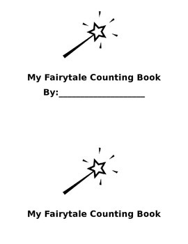 Fairytale Counting Book