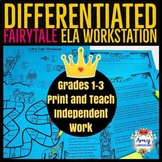 Fairytale Differentiated Reading Centers