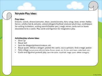Fairytale Dramatic Play Center