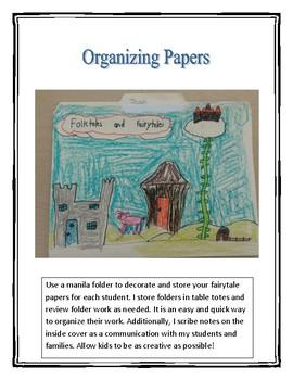 Fairytale, Folktale  & Fable Unit  High 1st, 2nd & 3rd Grade
