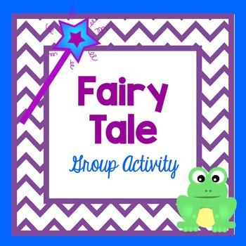 Fairy Tale Group Activity