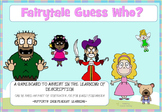 Fairytale Guess Who - character traits and description