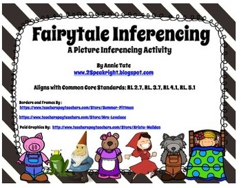 Fairytale Inferencing