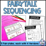 Fairytale Sequencing Flip Books