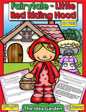 Fairytale - Little Red Riding Hood NO PREP (Second and Third)