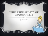 Fairytale Point of View Lesson and Writing Activity COMPANION