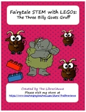 Fairytale STEM with LEGOs: The Three Billy Goats Gruff