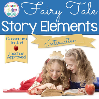 Fairytale Story Elements Activity