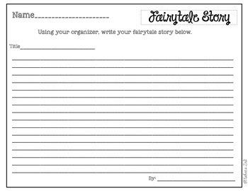 Fairytale Story Outline