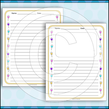Stationery Writing Paper | Fairytale