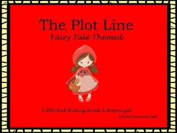 Fairytale Themed Plot Line Game