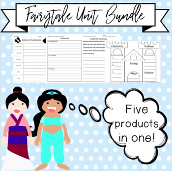 Fairytale Unit Bundle