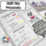 Fairy Tale Accompaniment Worksheets