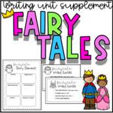 Fairytale Writing Organizer & Checklist