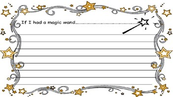Fairytale Writing Prompt
