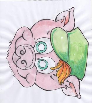 Fairytale Masks Three Little Pigs