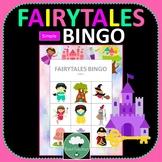 Fairytales Bingo Game - Easy