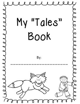 Fairytales, Folktales, and Fables Interactive Book