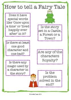 Fairytales: Genre Study