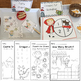 Fairytales - Preschool Unit with lessons, center activities, no-prep worksheets