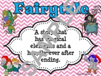 Fairytales Unit from Teacher's Clubhouse