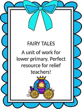 A week of Fairytales for 5-8 year olds