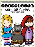 Fairytales with QR Code Posters and Comprehension Recording Sheets