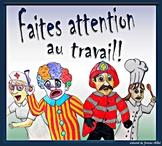 Faites attention au travail! - French CI / TPRS - professi