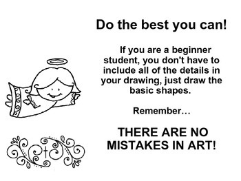 Faith Based Art Project   Step-By-Step Drawing Lesson  Based on Creation