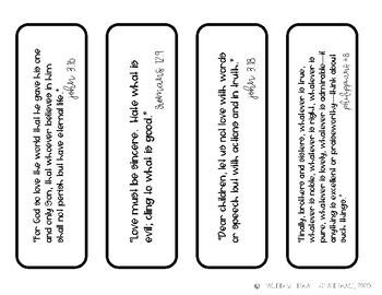 Faith-Based Bookmarks
