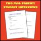 Faith Interviews